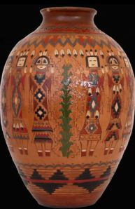 Navajo Pottery is practical and beautiful, making a prize for a collector